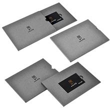 Картонная упаковка под пластиковую карту