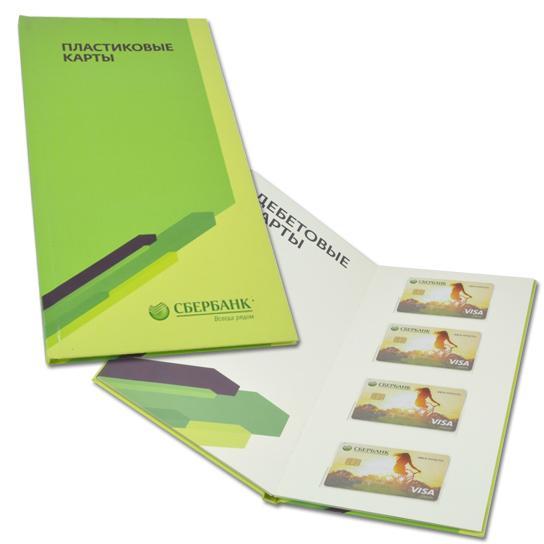Кардхолдер для банковских пластиковых карт
