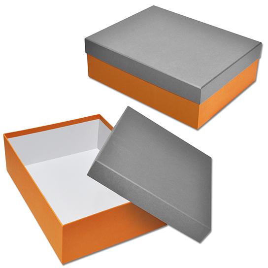 Обувная коробка крышка-дно