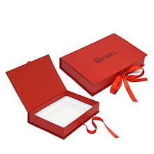 Коробка-книга на завязках