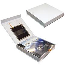 Подарочная упаковка для альбома