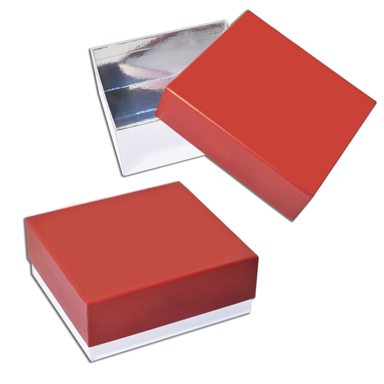 Коробка крышка-дно для образцов продукции
