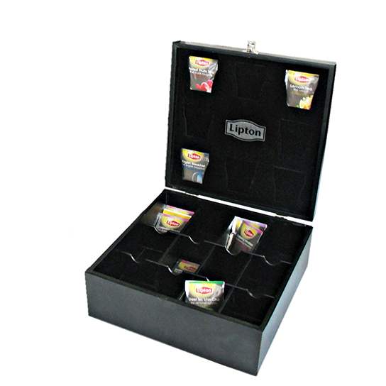 Чайная коробка-шкатулка