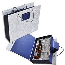 Коробка-чемодан под подарочный набор