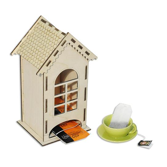 Домик для хранения чайных пакетиков