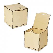 Коробка с откидной крышкой под сувениры