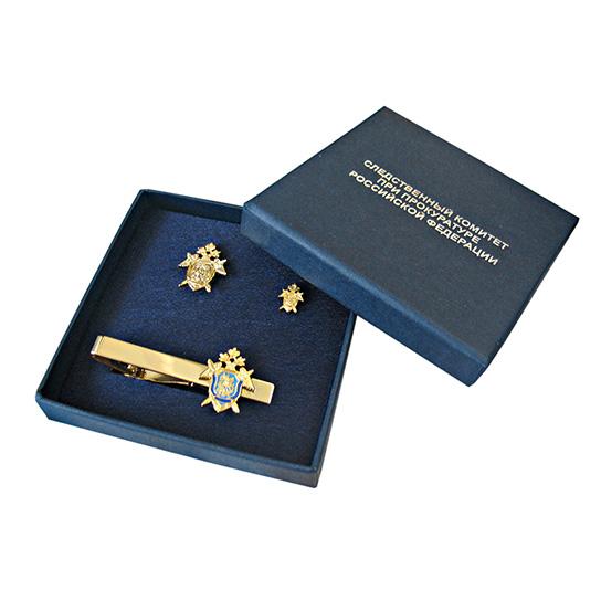 Подарочная коробочка крышка-дно с логотипом