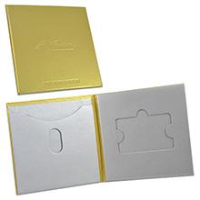 Коробка под карту и карман под диск
