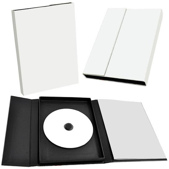 Упаковка для диска и буклета