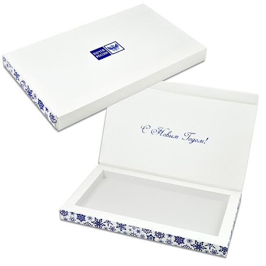 Фирменная коробка под шоколадки