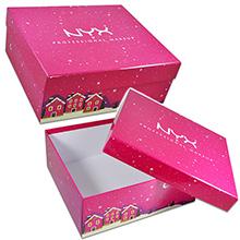 Коробка с логотипом для образцов продукции