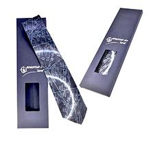 Упаковка из дизайнерского картона для галстука