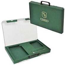 Коробка-чемодан из МГК для подарочного набора