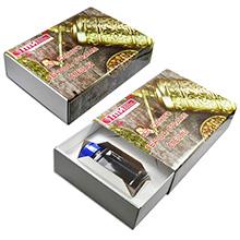 Коробка-пенал из МГК с логотипом