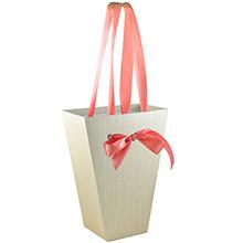 Коробка-трапеция для цветов, большая (арт. КДЦЛ-03/1-3) Цена за шт. – 190 руб