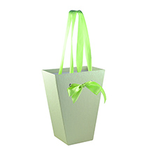 Картонная коробка для цветов, средняя (арт. КДЦЛ-03/2-2) Цена за шт. – 180 руб