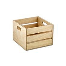 Маленький ящик из фанеры