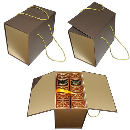 Жесткая коробка-пакет с клапаном