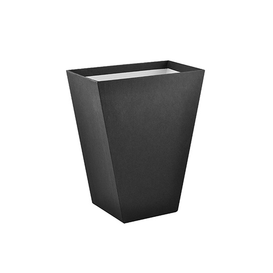Черная коробка для цветов (арт. КДЦ-03/3-3)