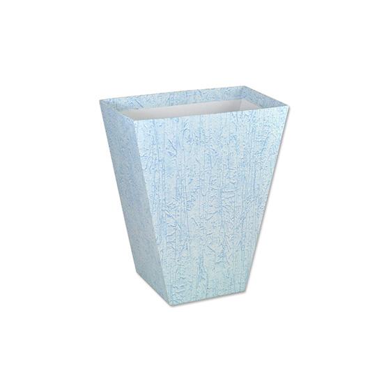 Маленькая цветочная коробка-трапеция без ручек (арт. КДЦ-03/3-1)