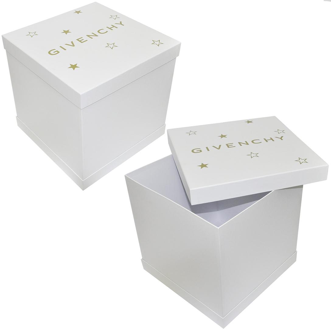 Большая коробка крышка-дно для набора косметики