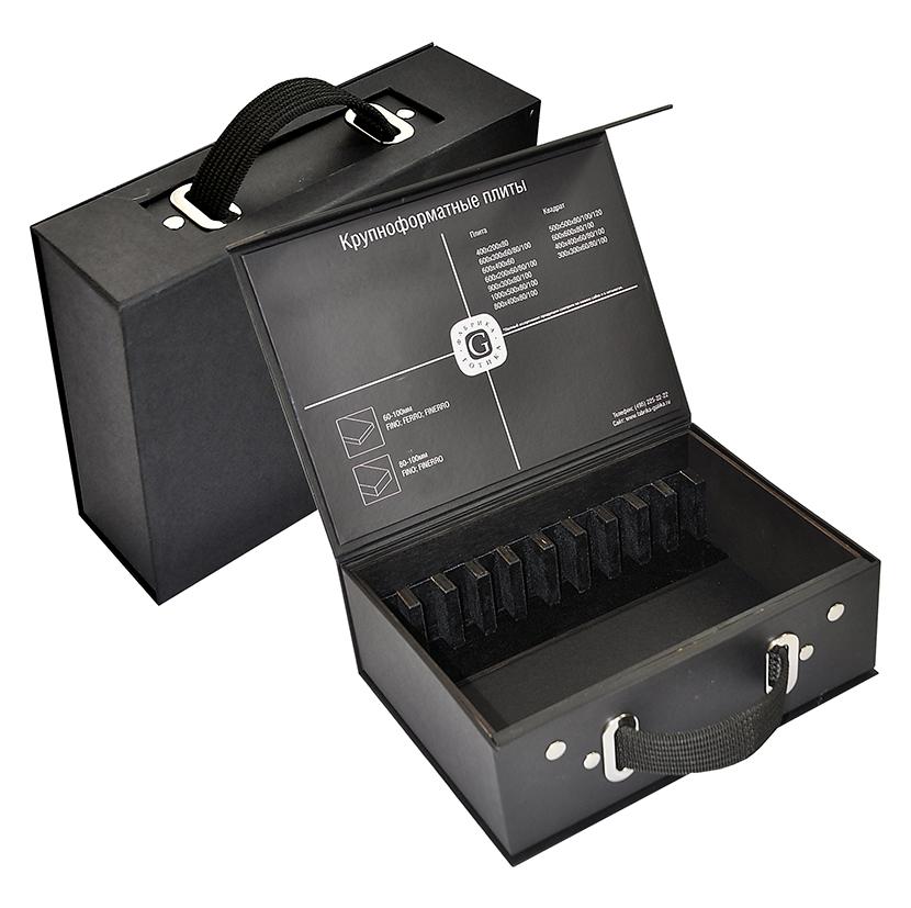 Коробка-чемодан для промо-акций
