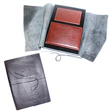 Эксклюзивный подарочный кожаный футляр