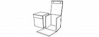 коробка-редикюль (В05)