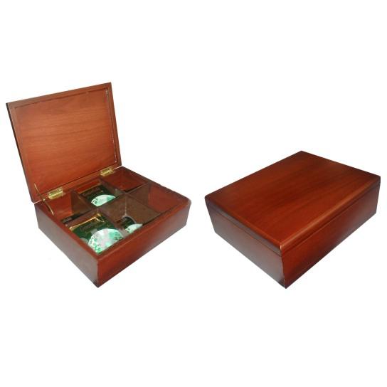 коробка для чайного набора