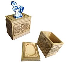 коробка-подставка под сувенир