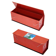 Коробка на резинке для чая
