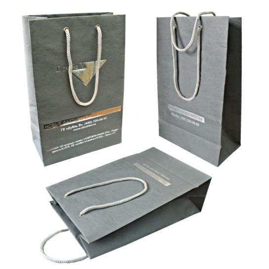 Подарочный пакет для презентаций