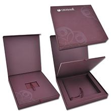 Многоуровневый футляр для пластиковой карты и буклета