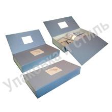 картонный короб для подарочного набора