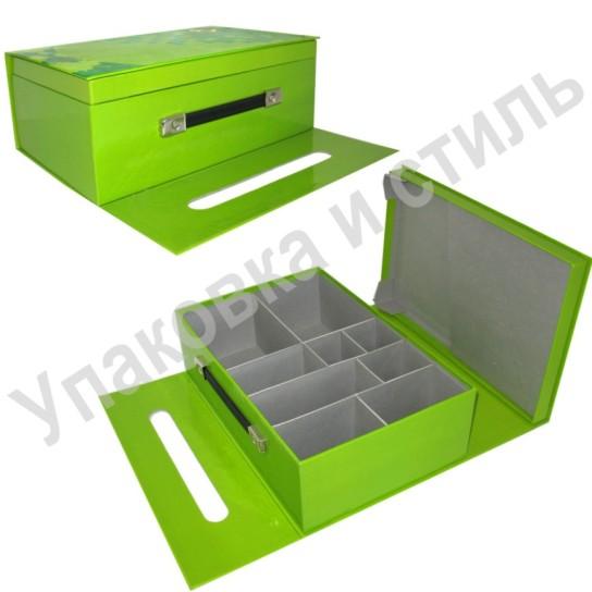 Коробка для презентаций «Декопласт»