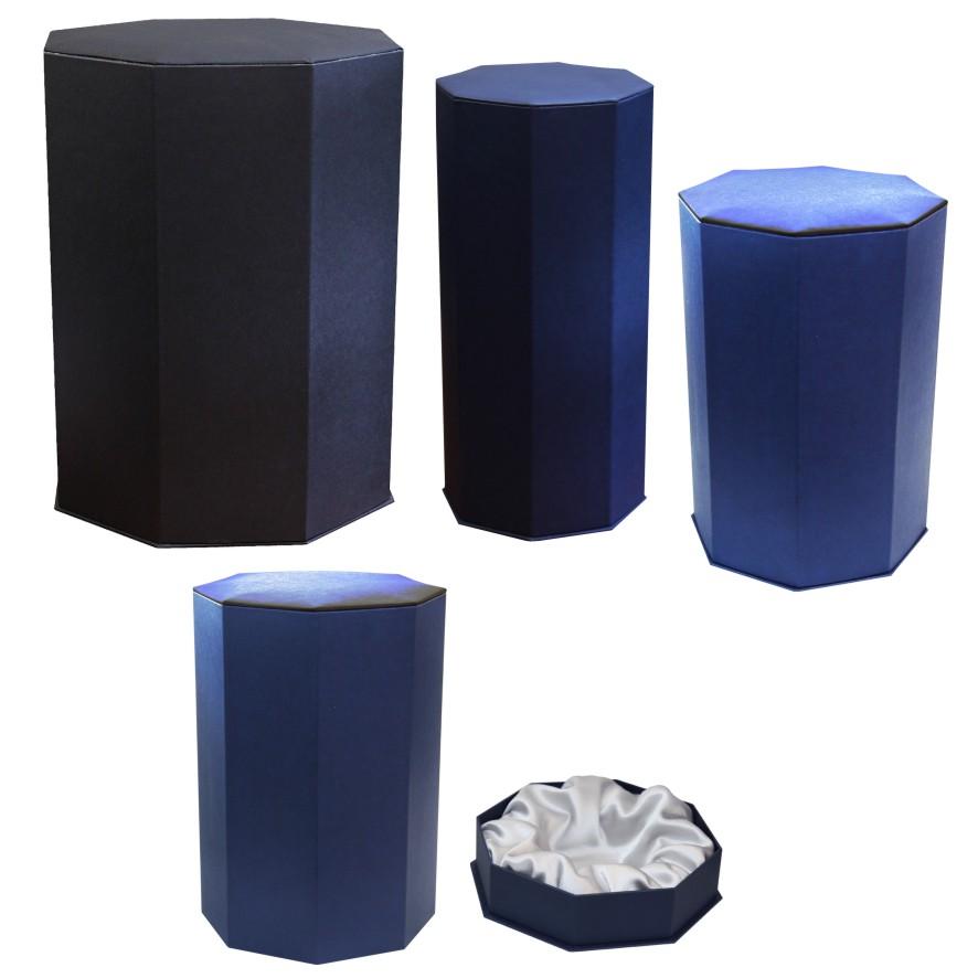 Подарочная упаковка «Цилиндр» для вазы