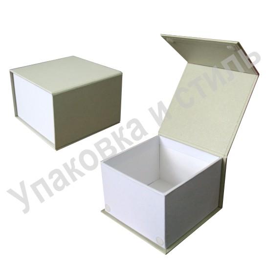 Подарочная коробка с клапаном для парфюмерии