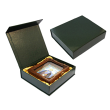 подарочный короб для иконы