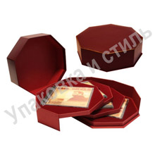 Подарочная коробка для компакт-дисков