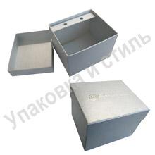 Подарочная коробка под запонки и галстук