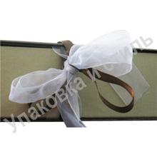 Лента для подарочной коробки