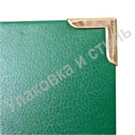 Уголок металлический для адресной папки