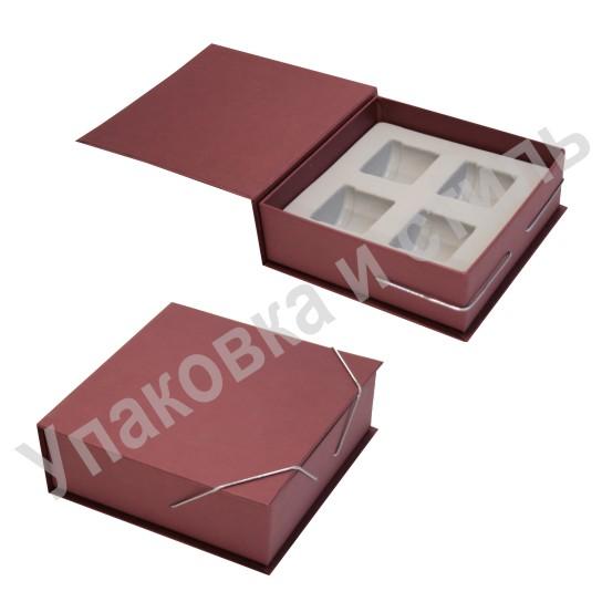 Подарочная коробка под мед