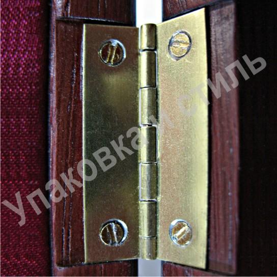 Петля металлическая внутренняя для подарочной коробки