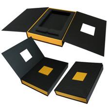 подарочная коробка с картонным замком на 2 предмета