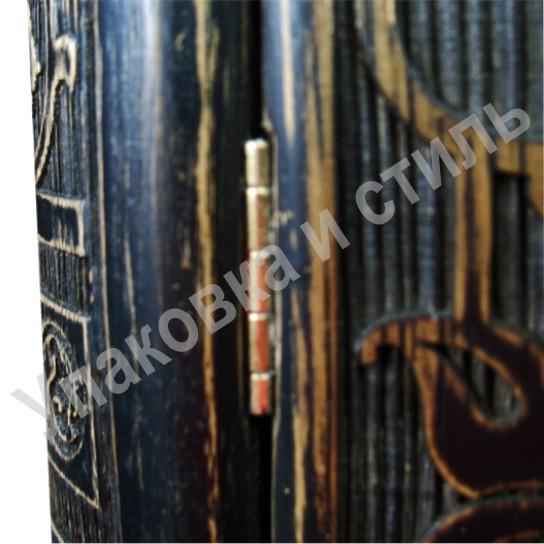 Петля внутренняя металлическая для подарочного короба